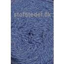 Wool Silk Gots certificeret i denim | Hjertegarn