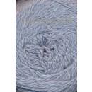Wool Silk Gots certificeret i lyseblå | Hjertegarn