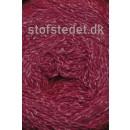 Wool Silk Gots certificeret i bordeaux   Hjertegarn