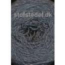 Wool Silk Gots certificeret i grå   Hjertegarn