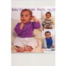 Hæfte baby no. 30 Vital/Vidal Alpaca/Rustic
