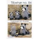 Tilbehør no. 84 Vaskebjørnen Walder