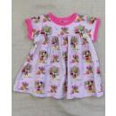 Babykjole i jersey med Minnie syet efter Minikrea 50011