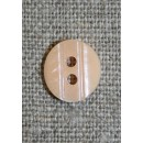 Lille knap m/rille 11 mm. laks