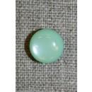Rund knap, 11 mm. mint