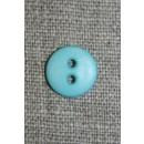 Aqua 2-huls knap, 12 mm.