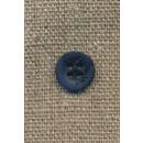"""Mørkeblå """"krakeleret"""" 11 mm."""