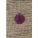 Blank 2-huls knap lyng, 15 mm.