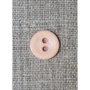 Lille laks 2-huls knap, 12 mm.