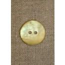 Perlemors-knap lime 18 mm.