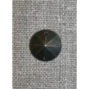 Pyntesten gl.sølv, 14 mm.