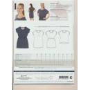 70050 Minikrea Dolman kjole til voksne