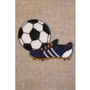 Fodbold/støvle