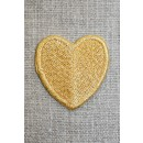 Hjerte guld