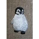 Strygemærke m/pingvin unge