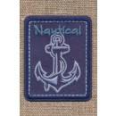 Strygemærke Sailor - Anker og Nautical