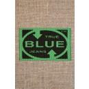 Sort/grøn blue jeans