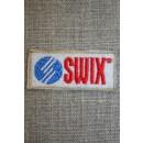 Mærke Swix hvid/blå/rød