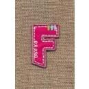 F - Bogstaver til påstrygning