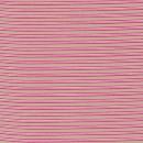 Rest Stribet bomuld beige/pink/hvid- 75 cm.