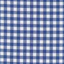 Køkkentern hvid - klar blå