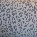 Cowboy med leopard flock-print i sand grå-grøn army