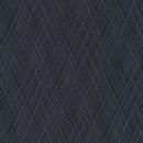 Patchwork stof med skrå striber i koks og grå