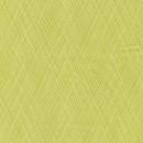Patchwork stof med skrå striber i lime og lys lime