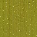 Patchwork i træ-look i lime-grøn