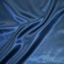 Satin kobolt blå
