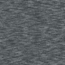 Jersey/strik viscose meleret sort/lysegrå