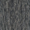 Ribstrikket meleret strik, grå-grøn koks sort