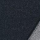 Uld/bomuld med stræk nistret i koksgrå