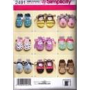 Simplicity 2491 babysko