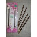 Pony Perfect udskiftelige bambus pinde str.6-7