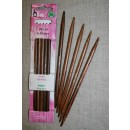 Pony Perfect strømpepinde i bambus str. 6½-7½