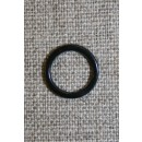 BH-ring 12 mm. sort
