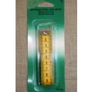 Centimetermål/Målebånd 3 meter