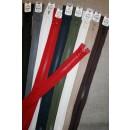 55 cm. 2-vejs delbar lynlås YKK