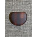 Snorstopper brun-meleret