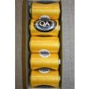 Sytråd polyester 5x1000 meter, gul