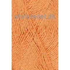 Arezzo Lin i lys orange | Hjertegarn