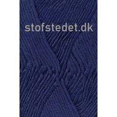 Bommix Bamboo i Mørke blå/Marine | Hjertegarn