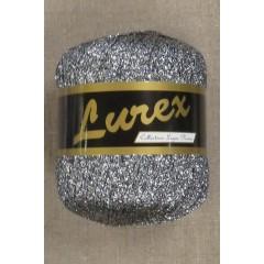 Lurex glimmer-garn, gl.sølv