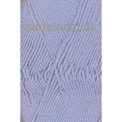 Hjertegarn | Merino Cotton - Uld/bomuld i Baby lyseblå