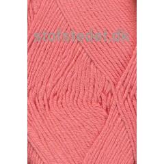 Hjertegarn | Merino Cotton - Uld/bomuld i Koral