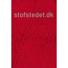 Hjertegarn | Merino Cotton - Uld/bomuld i Postkasse rød