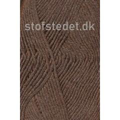 Merino Cotton - Uld/bomuld i Brun