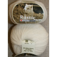 Rustic Baby Alpaca, off-white