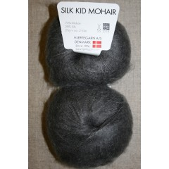 Silk Kid Mohair grå